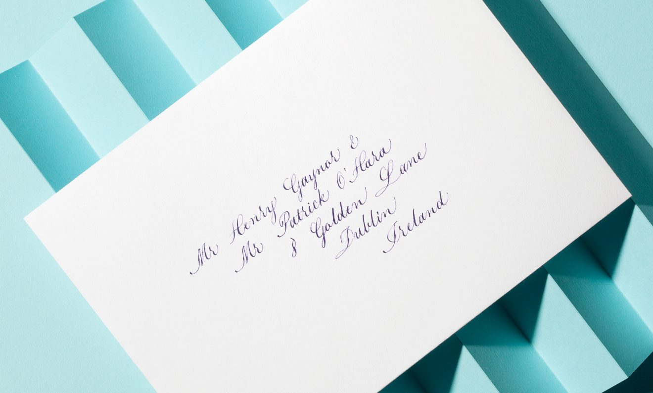 Fine Calligraphy Lettering Services London Calligraphy